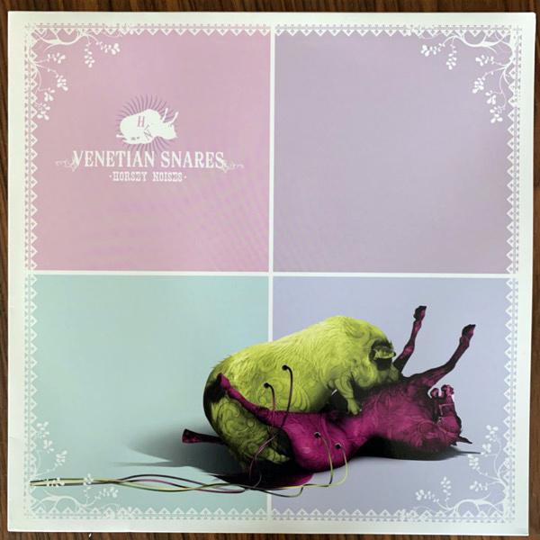 "VENETIAN SNARES Horsey Noises (Planet Mu - UK original) (EX) 12"""