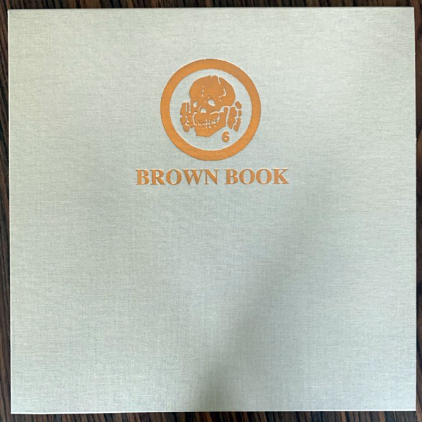 DEATH IN JUNE Brown Book (Brown vinyl) (New European - USA 2017 reissue) (NM) LP