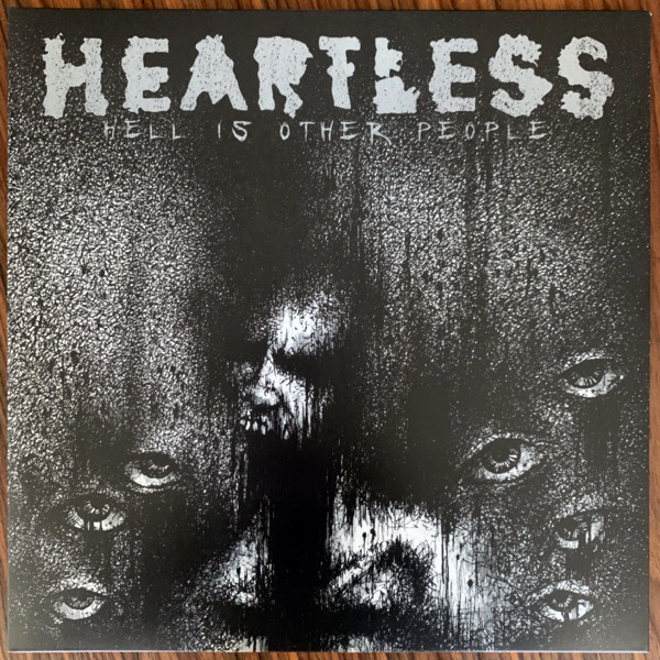 HEARTLESS Hell Is Other People (Southern Lord - USA original) (EX/NM) LP