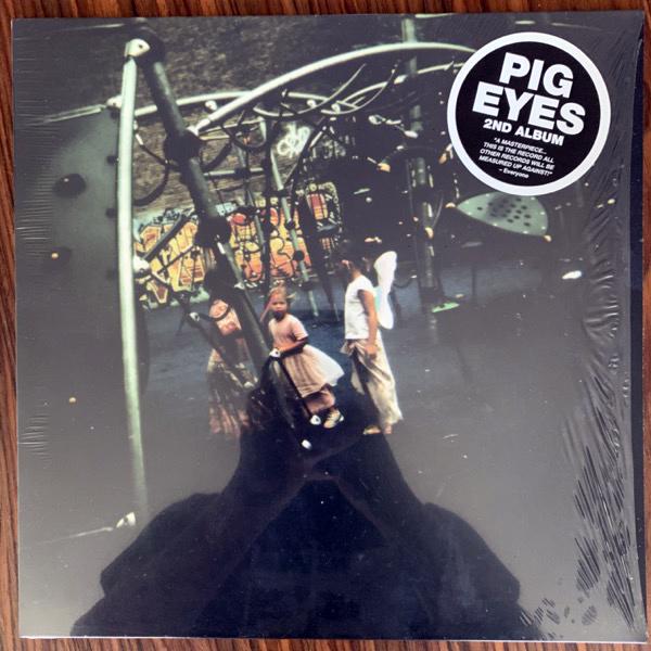 PIG EYES Pig Eyes (Fetish - Sweden original) (NM/EX) LP