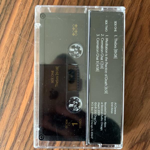 OM God Is Good (Drag City - USA reissue) (NM) TAPE
