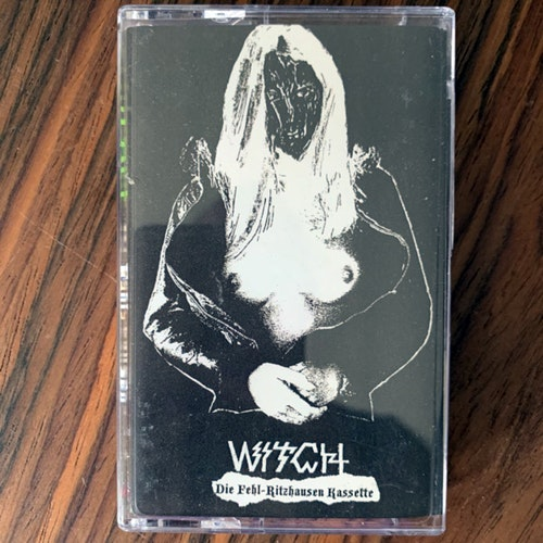 WITCH Die Fehl-Ritzhausen Kassette (Incl. button) (Who Can You Trust? - Germany original) (EX) TAPE