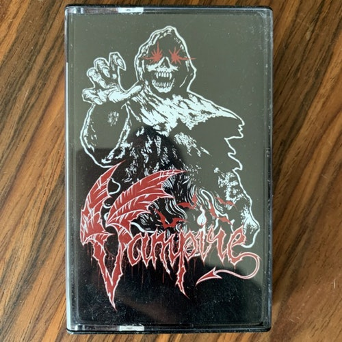 VAMPIRE Vampire (Incl. pin) (Ljudkassett - Sweden 2nd press) (NM) TAPE