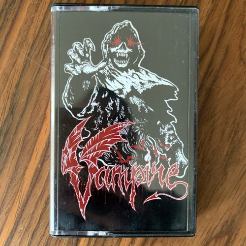 VAMPIRE Vampire (Red cassette) (Ljudkassett - Sweden original) (NM) TAPE