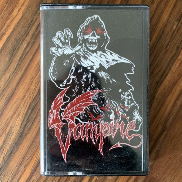 VAMPIRE Vampire (White cassette) (Ljudkassett - Sweden original) (NM) TAPE