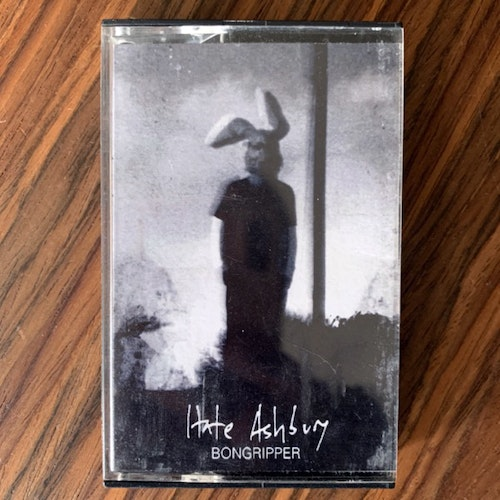 BONGRIPPER Hate Ashbury (Scab On My Brain - USA original) (EX) TAPE