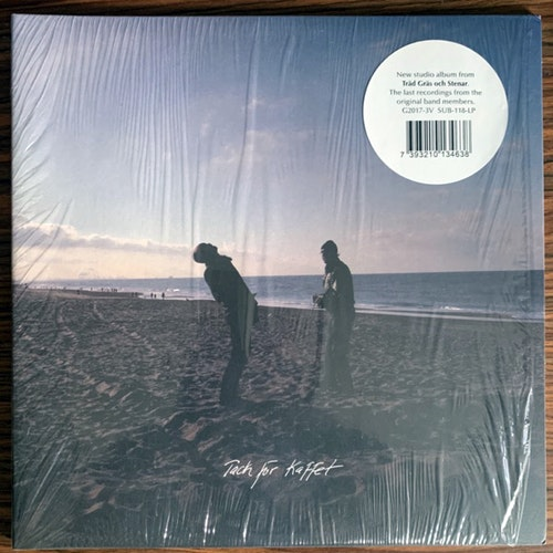TRÄD, GRÄS OCH STENAR Tack För Kaffet (So Long) (Clear vinyl) (Subliminal Sounds - Sweden original) (EX/NM) 2LP