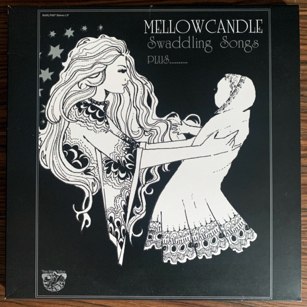 "MELLOW CANDLE Swaddling Songs Plus... (Rise Above - UK original) (VG+/EX) 2LP+2x7"" BOX"