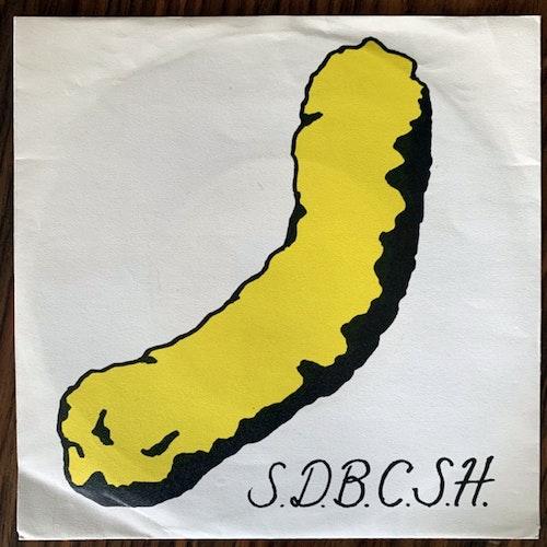 "DOODLES, the S.D.B.C.S.H. (Self released - Sweden original) (VG+) 7"""