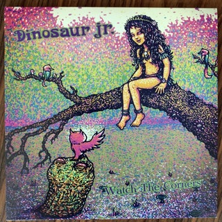 DINOSAUR JR Watch The Corners (Play It Again Sam - UK original) (NM) 7""