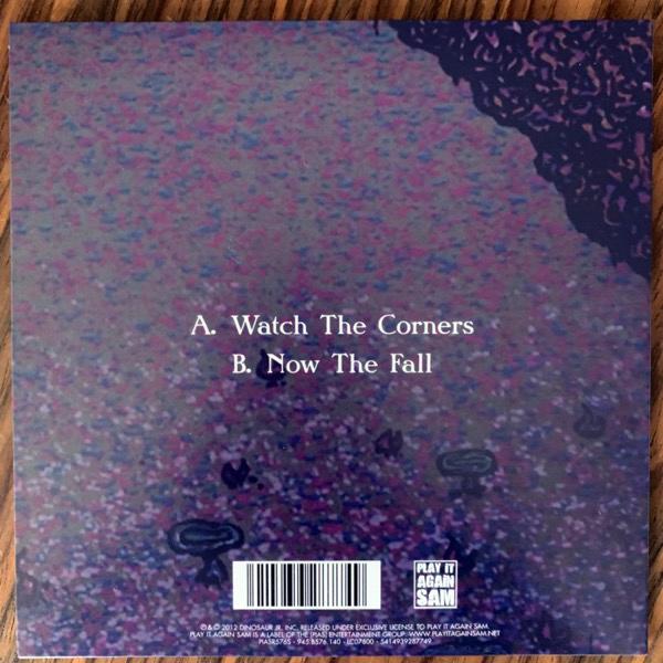 "DINOSAUR JR Watch The Corners (Play It Again Sam - UK original) (NM) 7"""