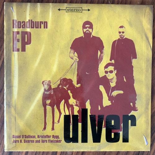 "ULVER Roadburn EP (Gold vinyl) (Roadburn Festival - Holland original) (NM) 7"""