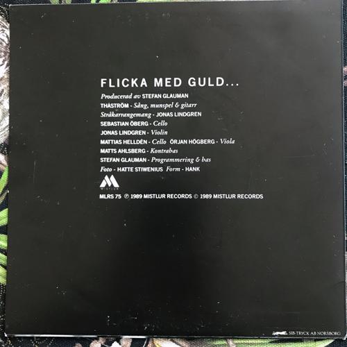 """THÅSTRÖM Karenina (Mistlur - Sweden original) (VG+) 7"""""""
