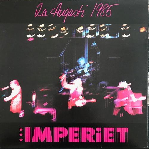 IMPERIET 2:a Augusti 1985 (Mistlur - Sweden original) (VG+) LP