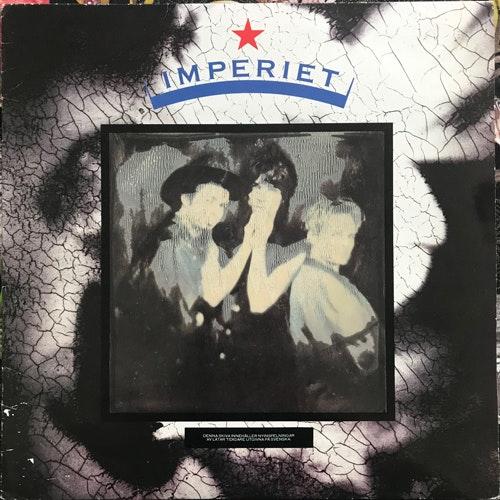 IMPERIET Imperiet (Mistlur - Sweden original) (VG/VG+) LP