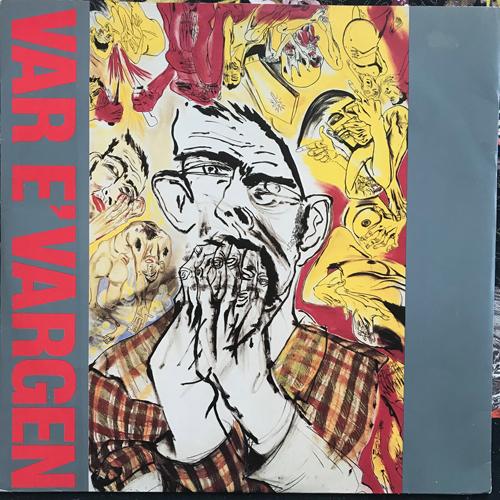 """IMPERIET Var E' Vargen (Mistlur - Sweden original) (VG+) 12"""""""