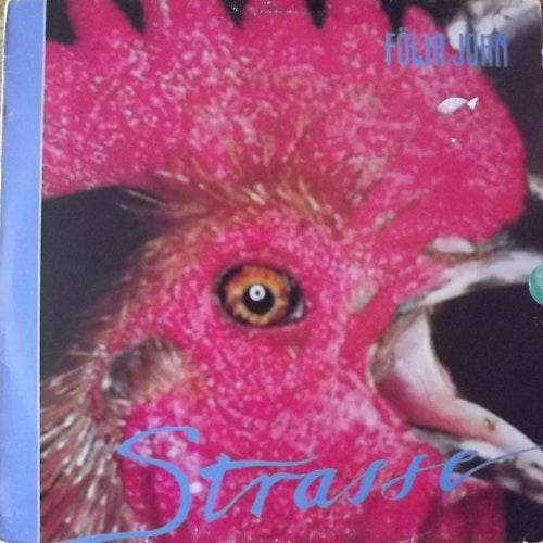 STRASSE Följa John (Rixi - Sweden original) (VG/VG+) LP