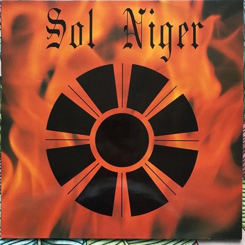 "SOL NIGER Dark Light (Energy - Sweden original) (EX) 12"""