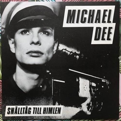 MICHAEL DEE Snälltåg Till Himlen (Jazz Robot - Sweden original) (EX) LP
