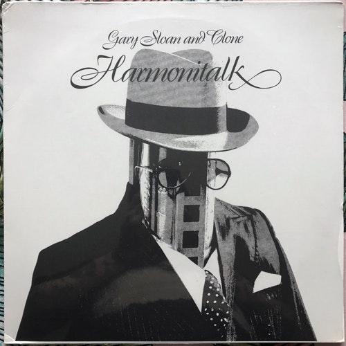 GARY SLOAN AND CLONE Harmonitalk (Cache Cache - UK reissue) (SS) LP