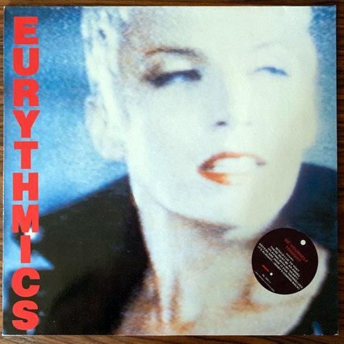 EURYTHMICS Be Yourself Tonight (RCA - Europe original) (EX) LP