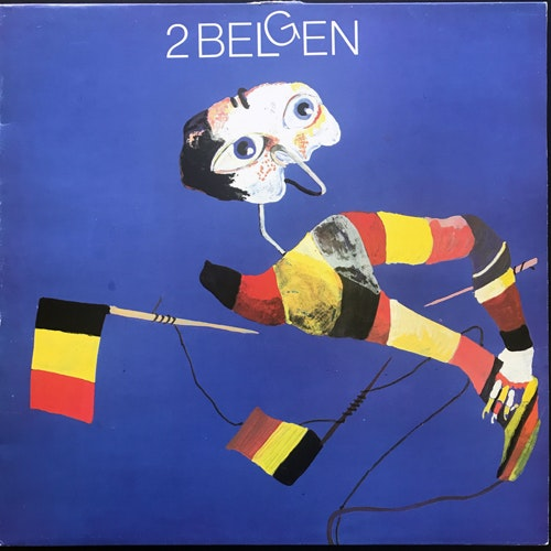 2 BELGEN 2 Belgen (Antler - Belgium original) (VG+/EX) MLP