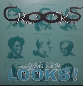 "CROOKS, the ...Got The Looks! (Really Fuzzed - Sweden original) (EX) 7"""