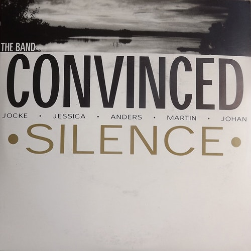CONVINCED Silence (Splatter vinyl) (Words of Wisom - Sweden original) (VG/EX) 7""