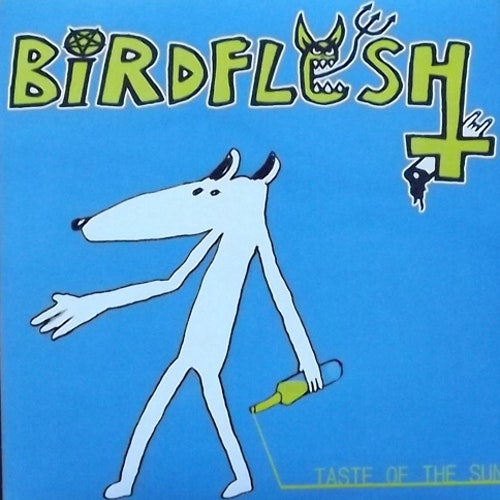 BIRDFLESH / SPLATTERHOUSE Taste Of The Sun / In The Swamps You Rot (Italy original) (NM) 7""
