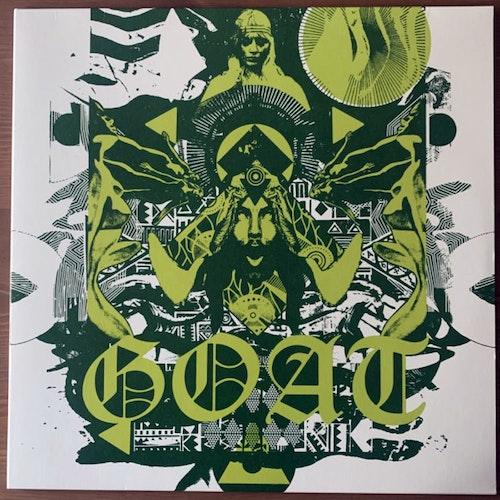 """GOAT Dreambuilding (White vinyl) (Stranded - Sweden original) (EX/NM) 12"""""""