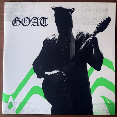 GOAT Live Ballroom Ritual (Rocket - UK original) (NM/EX) 2LP
