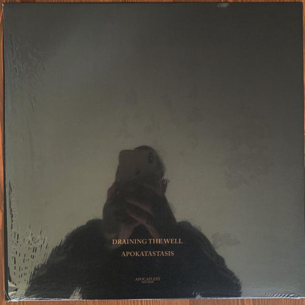 "TERRA TENEBROSA V.I.T.R.I.O.L. - Purging The Tunnels (Clear vinyl) (Apocaplexy - Europe original) (EX/NM) 12"" EP"