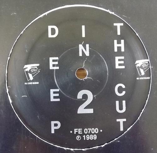 FINAL CUT Deep In 2 The Cut (Full Effect - USA original) (EX) LP