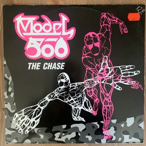 MODEL 500 The Chase (Kool Kat - UK original) (VG-/VG) 12""