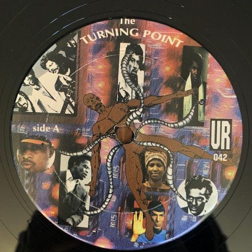 """UNDERGROUND RESISTANCE The Turning Point (Underground Resistance - USA original) (EX) 2x12"""""""