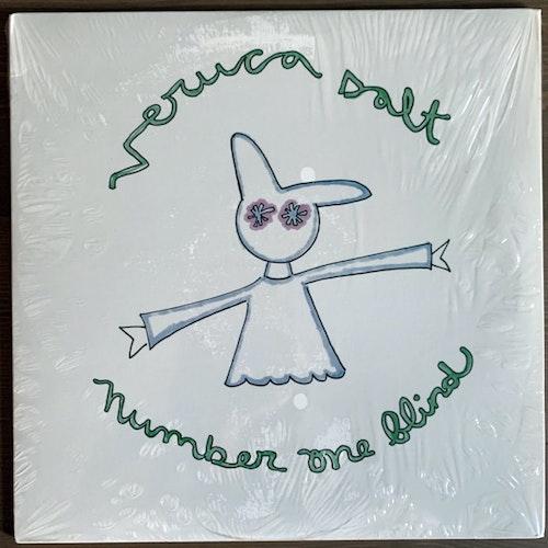"VERUCA SALT Number One Blind (Pink marble vinyl) (Minty Fresh - USA original) (EX/NM) 10"""
