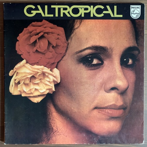 GAL COSTA Gal Tropical (Philips - Portugal reissue) (VG+) LP