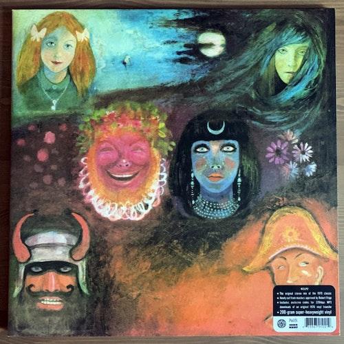KING CRIMSON In The Wake Of Poseidon (Panegyric - Europe 2011 reissue) (NM) LP