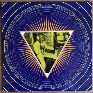 TIMOTHY LEARY & ASH RA TEMPEL Seven Up (Die Kosmischen Kuriere - Germany 1981 reissue) (VG+) (NWW List) LP
