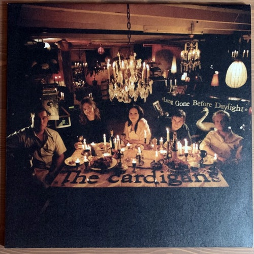 CARDIGANS, the Long Gone Before Daylight (Stockholm - Europe original) (EX/VG+) LP