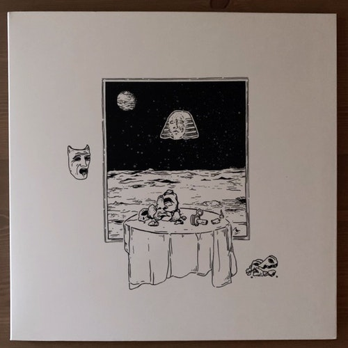 WAND Golem (In the Red - USA original) (EX) LP