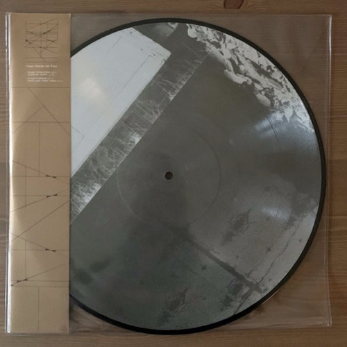 KHANATE Clean Hands Go Foul (Trust No One - Sweden original) (NM) PIC LP