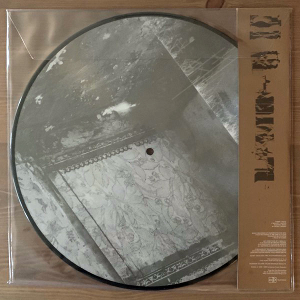 KHANATE Clean Hands Go Foul (Trust No One - Sweden original) (NM) PIC LP