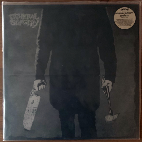 GENERAL SURGERY / BODYBAG Split (Living Dead Society - Spain original) (NM/EX) LP