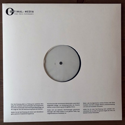 CRIPPLED BLACK PHOENIX Night Raider (Test press) (Kscope - UK 2019 reissue) (NM) 2LP