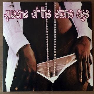 QUEENS OF THE STONE AGE Queens Of The Stone Age (Rekords Rekords - Europe 2011 reissue) (EX/NM) 2LP