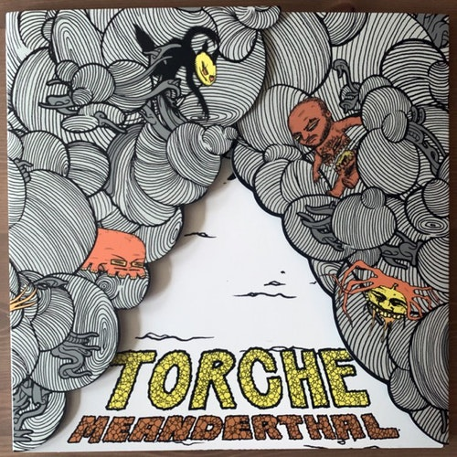 TORCHE Meanderthal (Magma vinyl) (Robotic Empire - USA 2nd press) (NM) LP