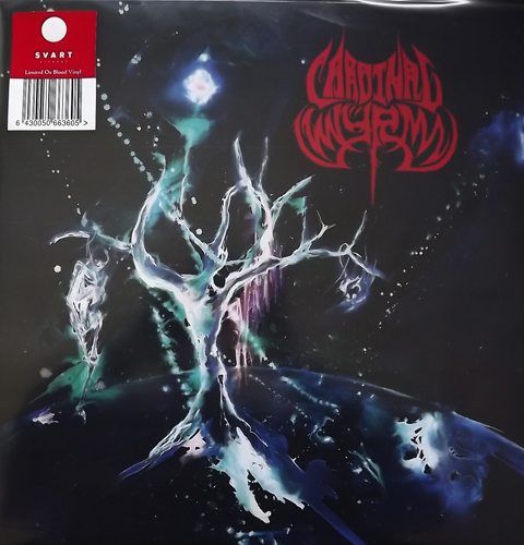 CARDINAL WYRM Black Hole Gods (Ox blood vinyl) (Svart - Finland original) (NEW) 2LP