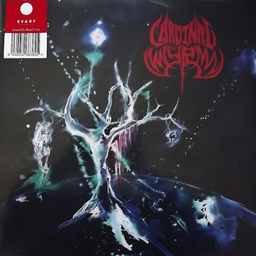 CARDINAL WYRM Black Hole Gods (Ox blood vinyl) (Svart - Finland original) (NEW) 2LP