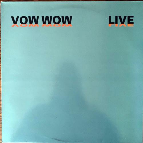 VOW WOW Live (Passport - UK original) (VG+) LP